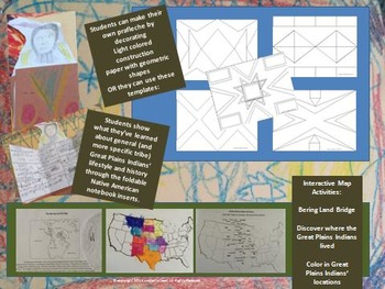Great Plains Interactive Notebook & More!