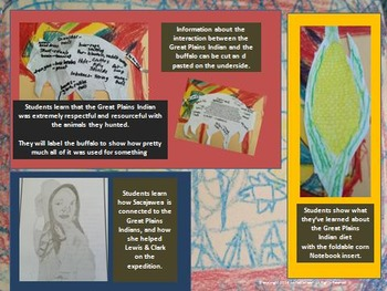 Great Plains Indians: Interactive Notebook & More!