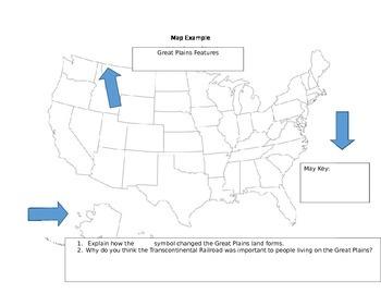 Great Plains Map Project