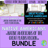 Great Plains Native Americans BUNDLE