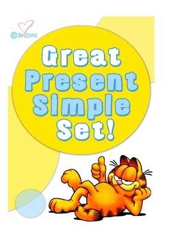 Great Present Simple Set!
