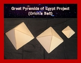 Great Pyramids of Egypt (Orion's Belt)