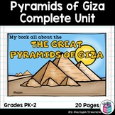 Great Pyramids of Giza Complete Unit for Early Learners - World Landmarks
