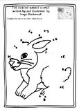 Great Rabbit Chase by Freya Blackwood Work Sheet CBCA Find Your Treasure Book