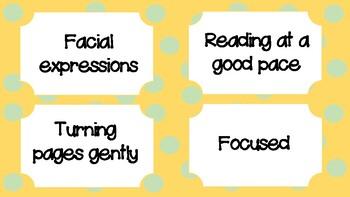 Great Readers Look Like & Sound Like - Back to School