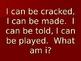 Great Riddles! - Good starter
