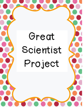 Great Scientist Project