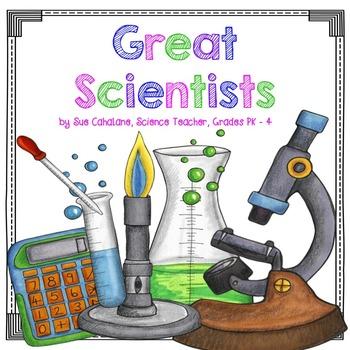Freebie! Great Scientists {science}