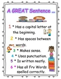 Great Sentences