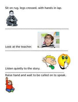 Great Signs For Your Classroom