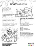 Great Slime Recipes for Kids