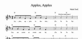 Songs For Autumn Fun/Pumpkins/Leaves/Apples/Early Fall Songs