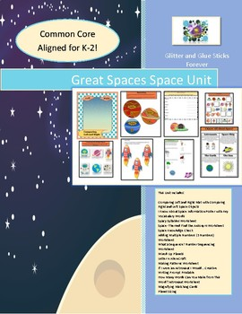 Great Spaces: Space Unit