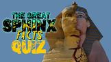 Great Sphinx Quiz!