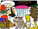 Great Stories Clip Art Bundle