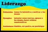 Great Student Characteristics/Caracteristicas de un erudit