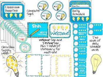 Great Thinkers Classroom Decor Set {Creative Thinking}