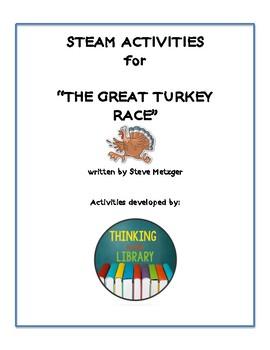 Great Turkey Race STEAM Activities