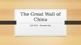 Great Wall of China PowerPoint
