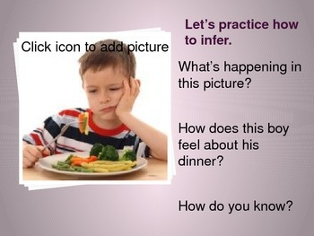 Inference power point