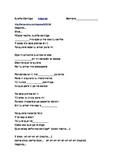 Great stem-changing verb song in Spanish.  Includes  activities.