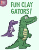 Greater Gator Clip Art (Greater Than / Less Than) – Commer