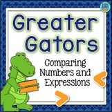 Comparing Numbers and Expressions: Greater Than Less Than