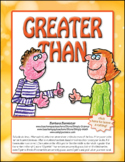 Greater Than - A Place Value and Strategy Game