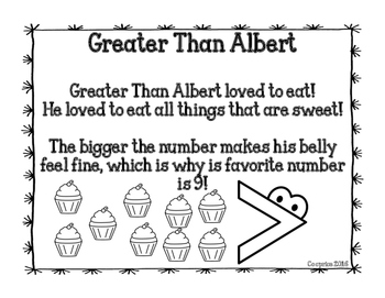 Greater Than Albert and Less Than Alberta