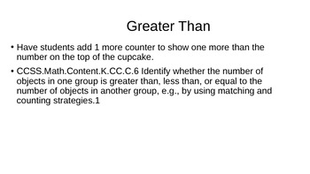 Greater Than Center