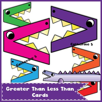 graphic about Greater Than Less Than Alligator Printable referred to as Larger Than Significantly less Than Alligator Worksheets Coaching