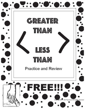 Greater Than/Less Than