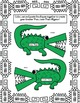 Greater Than, Less Than Alligators! Craft & Worksheets!