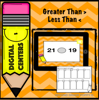 Greater Than Less Than Digital Center