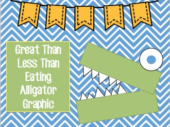 Greater Than Less Than Eating Alligator Graphics