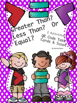 Greater Than? Less Than? Equal ?