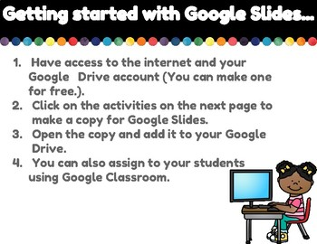 Greater Than, Less Than, Equal To-Google Classroom & Distance Learning