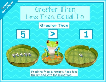 Math Greater Than Less Than Equal To