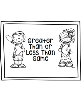 Greater Than Less Than Game