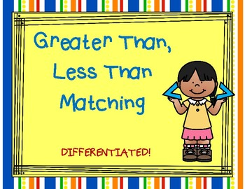 Greater Than, Less Than Matching