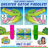 Greater Than / Less Than Paddles