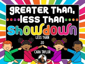 Greater Than Less Than Powerpoint Game