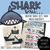 Greater Than Less Than Shark