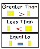 Greater Than Less Than