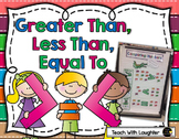 Greater Than, Less Than and Equal To