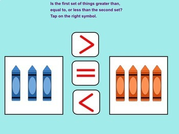 Greater Than, Less  Than, or Equal To?