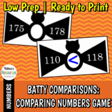 Comparing Numbers Game: Bats