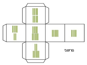 Greater Than, Less Than, or Equal To, Using Base Ten Dice