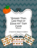 """Greater Than, Less Than or Equal to?"" Bundle (3 sets!)"