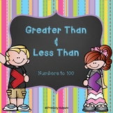 Greater Than and Less Than